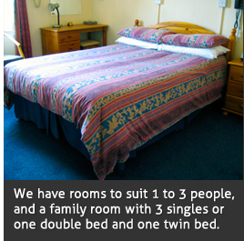 Our rooms